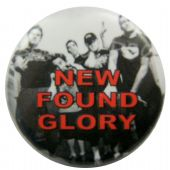 New Found Glory - 'Group 2' Button Badge